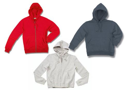 Hooded Sweatshirts Kapuzenpullis