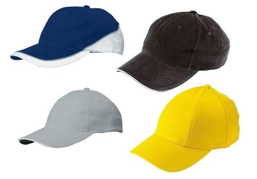 Baseball-Caps bedruckte bestickte Caps